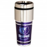 Memphis Grizzlies Stainless Steel Tumbler Mug