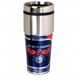 Atlanta Hawks Stainless Steel Tumbler Mug
