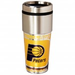 Indiana Pacers Stainless Steel Tumbler Mug