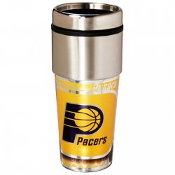 Indiana Pacers Stainless Steel Tumbler Mug