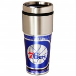 Philadelphia 76ers Stainless Steel Tumbler Mug