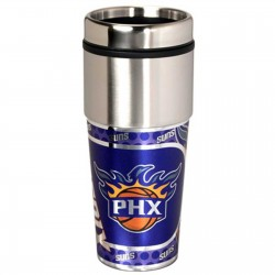 Phoenix Suns Stainless Steel Tumbler Mug