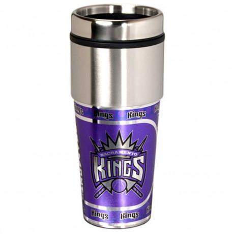 Sacramento Kings Stainless Steel Tumbler Mug