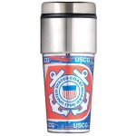 United States Coast Guard Stainless Steel Tumbler Mug