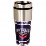New Orleans Pelicans Stainless Steel Tumbler Mug