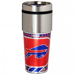 Buffalo Bills Stainless Steel Tumbler Mug