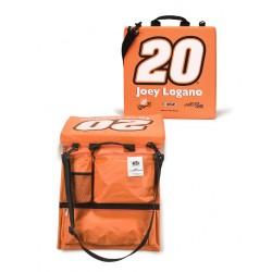 Joey Lagano Versatile Seat Cushion/Tote