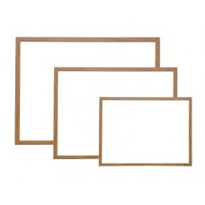"18""x 24"" Wood Framed Magnetic Dry Erase Boards"