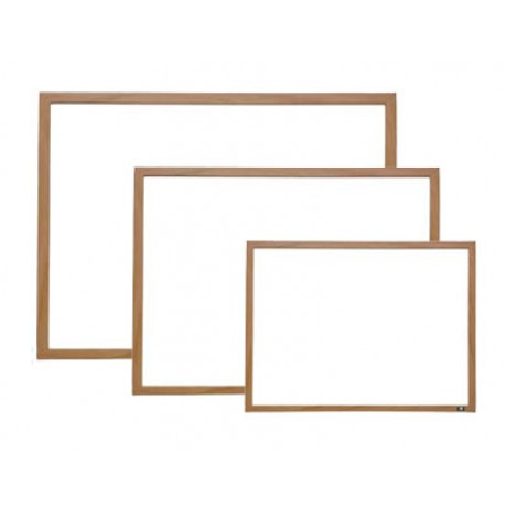 "36""x 48"" Wood Framed Magnetic Dry Erase Boards"