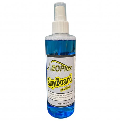 Acrylic Spray Cleaner & Polish - 10 oz.