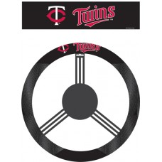 Minnesota Twins Steering Wheel Cover