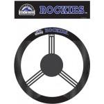 Colorado Rockies Steering Wheel Cover