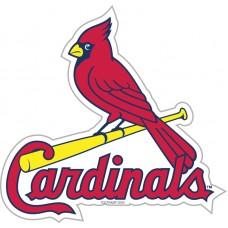 """St. Louis Cardinals 12"""" Vinyl Magnet"""