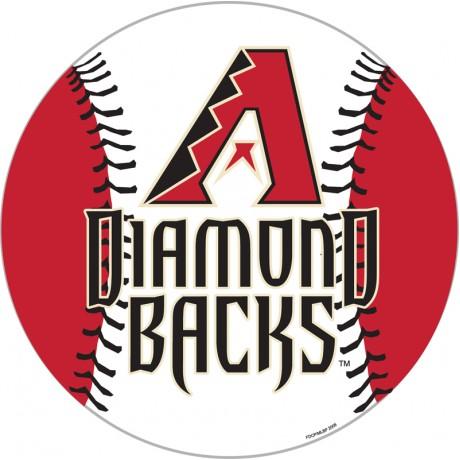 """Arizona Diamondbacks 12"""" Vinyl Magnet"""