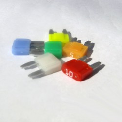 Intelligent 6 Pack ASP Mini Blade Fuse