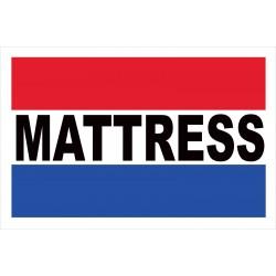 Mattress 2' x 3' Vinyl Business Banner
