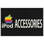 iPod Accessories 2' x 3' Vinyl Business Banner