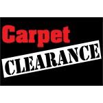 Carpet Clearance 2' x 3' Vinyl Business Banner