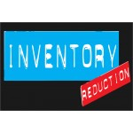Inventory Reduction 2' x 3' Vinyl Business Banner
