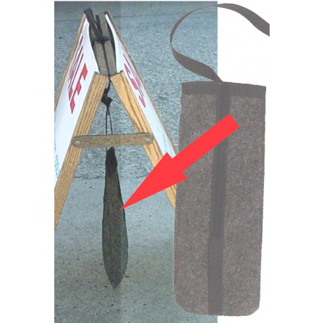 A-Frame Ballast Weight Bag!