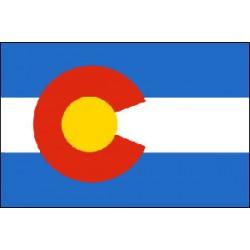 Colorado 3'x 5' State Flag