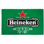Heineken Beer 3' x 5' Polyester Flag