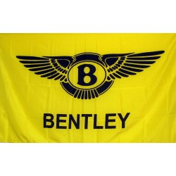Bentley 3' x 5' Polyester Flag