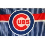 Chicago Cubs 3' x 5' Polyester Flag