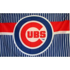 Chicago Cubs 3'x 5' Baseball Flag