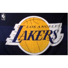 Los Angeles Lakers 3'x 5' NBA Flag