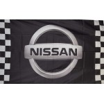 Nissan Automotive Racing 3'x 5' Flag
