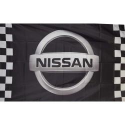 Nissan Automotive Racing 3'x 5' Flag