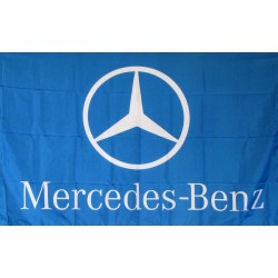 Mercedes-Benz Automotive 3'x 5' Flag