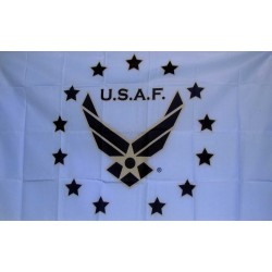 Air Force New Sky Blue 3'x 5' Economy Flag