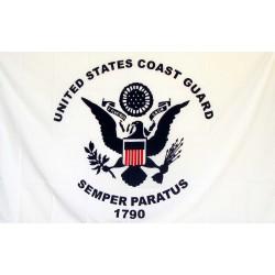Coast Guard 3' x 5' Polyester Flag