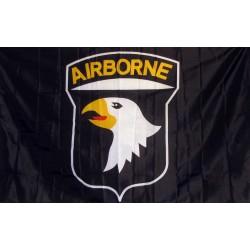Army Airborne 3'x 5' Economy Flag