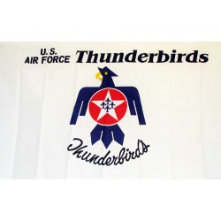 Air Force Thunderbird 3'x 5' Economy Flag