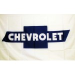 Chevrolet Bowtie Automotive Logo 3'x 5' Flag