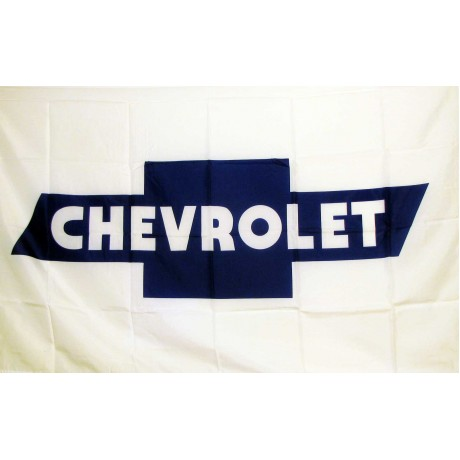 Chevrolet Bowtie Automotive Logo 3'x 5' Flag