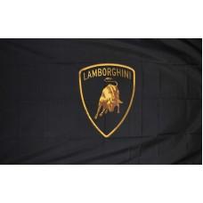 Lamborghini Automotive Logo 3'x 5' Flag