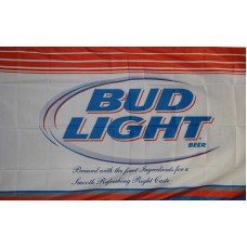 Bud Light Beer Premium 3'x 5' Flag