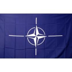 NATO 3'x 5' Economy Flag