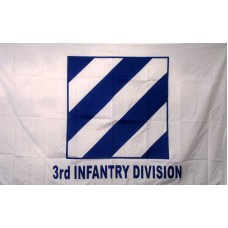 Army 3rd Infantry Division 3'x 5' Economy Flag
