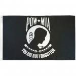 POW-MIA 3'x 5' Economy Flag