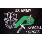 Army Special Forces 3'x 5' Economy Flag