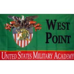 West Point Academy 3'x 5' Economy Flag