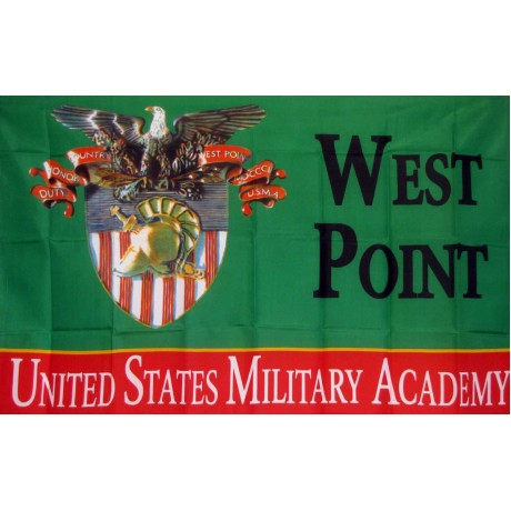 West Point Academy 3'x 5' Economy Flag