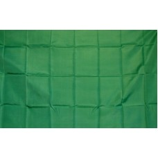 Solid Green 3'x 5' Flag