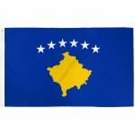 Kosovo 3'x 5' Country Flag