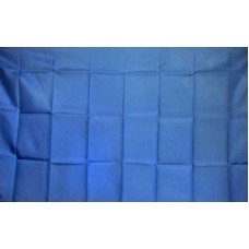 Solid Light Blue 3'x 5' Flag